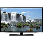 "50"" Samsung UN50J6200 1080p 120hz Smart LED HDTV (2015 Model) $599 with free shipping"
