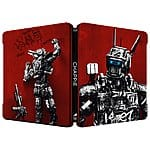 Chappie (Target Exclusive Blu-ray Steelbook) $19.99 or Less *Starts 6/16*
