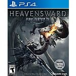 Final Fantasy X1V: Heavensward Pre-Order (PS3 or PS4) + $15 Dell eGift Card $39.99 with free shipping