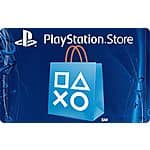 $50 Sony PlayStation Store Gift Card (Email Delivery)  $45