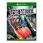 GameFly Used Game Sale: Screamride (Xbox One) $13, Saints Row IV: Re-Elected (PS4) $15, DriveClub (PS4) $20 with free shipping