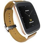 ASUS ZenWatch Android Wear w/ Leather Strap  $149 with free shipping *Back Again*