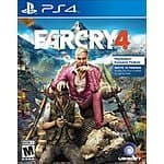 Used Game Sale: Far Cry 4 (Xbox One or PS4) $13, (Xbox 360 or PS3)  $10 & More + Free Shipping