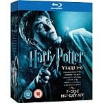 Blu-rays: Band of Brothers $27, Harry Potter Movie Collection: Vol 1-6 $30