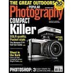 Magazine Subscriptions: Popular Photography $5 per year, Digital Photo $5 per year, American Photo $5 per year, Outdoor Photographer $5 per year, Entrepreneur $8 for 3-yrs