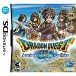 Dragon Quest IX: Sentinels of the Starry Skies (DS) $7, FlingSmash w/ Wii Remote Plus (Wii) $25, Disney Sing It Bundles w/ Mic: Family Hits or Party Hits (Wii)