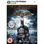 Batman: Arkham Asylum Game of the Year Edition (PC)