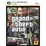 Rockstar PC Games: Grand Theft Auto: San Andreas $4, GTA 3 $2.50, GTA IV $5, GTA IV: Episodes from Liberty City $7.50, Max Payne $2.50, & More