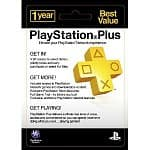Playstation Plus 12-Month Subscription (Online Code)