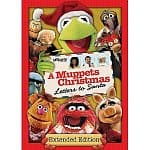 Free The Muppets Movie Ticket (Up to $12 Value) with Qualifying DVD Purchase from