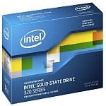 Intel 320 Solid State Drives: 80GB $80 or 120GB $110