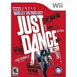 Just Dance (Wii) $20, Just Dance Kids (Wii) $15, Operation Flashpoint 2: Dragon Rising  (Xbox 360)