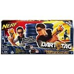 Nerf Dart Tag Starter Set: Two Dart Tag Sharp Shot Blasters, Two Pairs of Vision Gear Eyeglasses, Two Training Jerseys