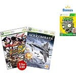 Three Select Xbox 360 Games: LEGO Harry Potter: Years 1-4, Resident Evil 5, Sonic & Sega All-Star Racing, Star Wars: The Force Unleashed II Collector's Edition