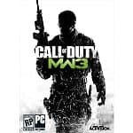 Call of Duty: Modern Warfare 3: Xbox 360 or PS3 $40, PC Digital Download