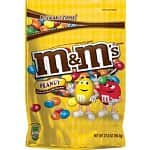 2-pack 27oz M&M's Peanut Candy