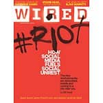 3-year Magazine Subscriptions: Wired, Popular Science, or Rolling Stone
