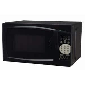 Magic Chef 0.7 cu. ft. Countertop Microwave (Black) - $38 W/ FS @ HomeDepot.com