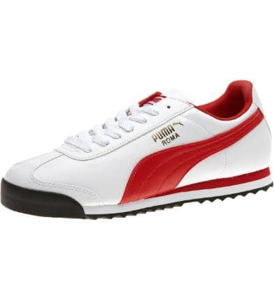 Puma: Extra 20% off Sale: Men's Roma Sneakers $26.50, Whirlwind Classic Sneakers $35, El Ace Suede Shoes $25, Women's Soleil FS Shoes $24, Roma Flower Sneakers $28  & More + Free S
