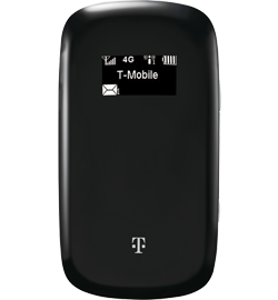 T-Mobile 4G Mobile HotSpot: $35 with $25 refill card included