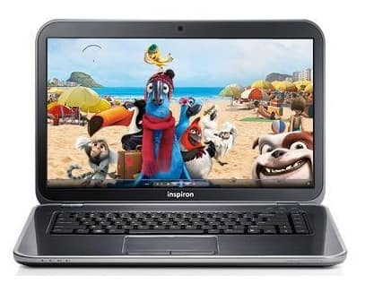 "Dell Inspiron 15R Laptop: Core i5 3210M 2.5GHz, 8GB DDR3, 1TB HDD, 15.6"" 1366x768 LED, Intel HD 4000, WiFi N, 6-cell, Windows 8 $480 + Free shipping"