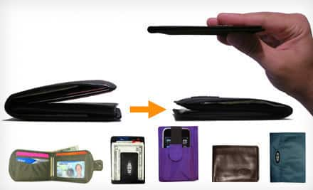 GROUPON $12 for $25 @ Big Skinny Wallets