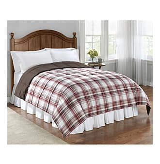 LivingQuarters Reversible Microfiber Down-Alternative Comforter (King, Full, Twin) $22 + free shipping (Reg. $120-$160)