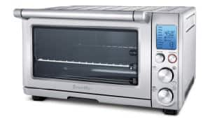 Breville BOV800XL 1800-Watt Convection Toaster Oven with Element IQ $187.46 + Free Prime/SS Shipping