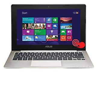 """Asus VivoBook S200E Touch Screen Laptop: Core i3 3217U 1.8GHz, 4GB DDR3, 500GB HDD, 11.6"""" Display, Windows 8 + External DVD Drive $400 + Free Shipping"""
