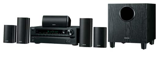 Onkyo AVX-290 660W 5.1 Channel 3D Home Theater System $149.99 + Free Shipping