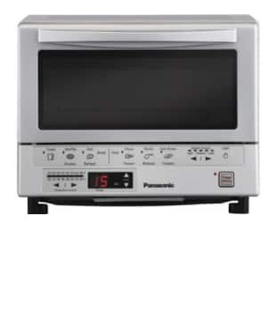 Panasonic NB-G110P Flash Xpress Toaster Oven 89$@amzn shipped