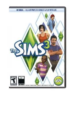 PC Digital Download Games: The Sims 3 (PC or Mac) $7.50, The Sims Medieval $5, Expansion Packs from $7