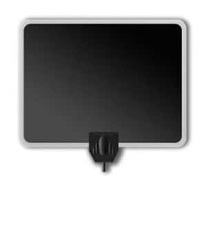 Mohu Paper Thin Leaf Indoor HDTV Antenna $25 + Free Shipping
