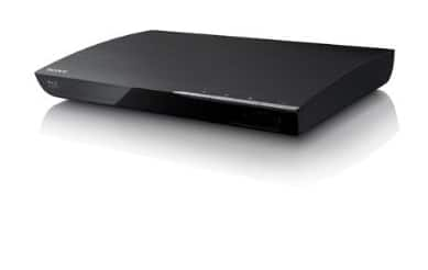[REFURBISHED] Sony WiFi Built-in Blu-ray Disc Player BDP-S390 $50 AC/FS @ Newegg