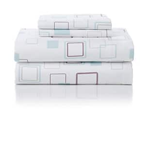 LivingQuarters Heavy-Weight Flannel Sheet Sets in Full, Queen or King (various colors and styles) $17 + Free Shipping