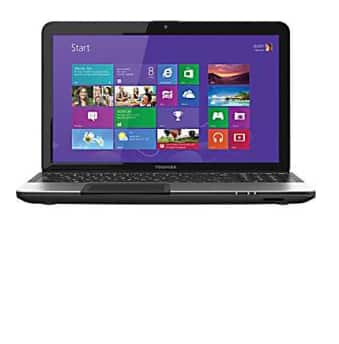 "Toshiba Satellite C855-S5350 Laptop: Pentium B980 2.4GHz, 6GB DDR3, 640GB HDD, 15.6"" 1366x768 LED, 6-cell, Windows 8 $255 after $50 rebate + Free Shipping"