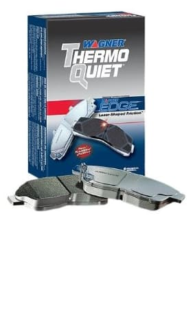 Wagner ThermoQuiet Brake Pads: Up to $30 Rebate with Purchase of Front/Back Brake Sets: Semi Metallic Disc Brake Pad Set $9 after $15 rebate & More