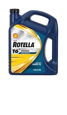 Shell Rotella T6 Fully Synthetic Motorcycle Motor Oil (1 Gallon) for $11.09 AR @ Advance Auto Parts