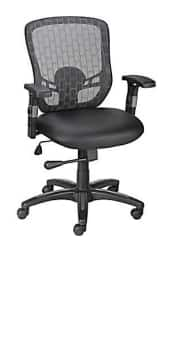 Staples Corvair Luxura Task Chair $30 with Reserve & Pickup
