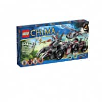 eBay Deal: LEGO Sets: Chima Worriz Combat Lair $26, Star Wars Anakin's Jedi Interceptor $39, City Fire Helicopter