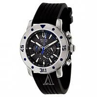 Ashford Deal: Bulova Men's Marine Star Watch w/ Rubber Strap $144 with free shipping