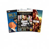 GameFly Deal: Rockstar PC Digital Download Games: Grand Theft Auto IV: Complete Edition $5, Max Payne 3 $4, Bully: Scholarship Edition
