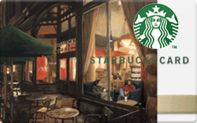 CardCash.com Deal: 25% off Starbucks Gift Cards: $80 GC for $60, $100 GC for $75, $5 GC for $3.75