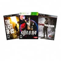 GameFly Deal: Used Game Sale (Xbox 360 or PS3): Killer is Dead $13, The Last of Us $20, Tomb Raider