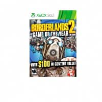 Amazon Deal: Borderlands 2: Game of the Year Edition (Xbox 360 or PS3)