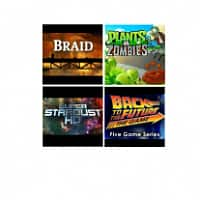 Sony Entertainment Network Deal: PlayStation Network Flash Sale: Braid, Plants vs Zombies, Super Stardust HD, Back to the Future