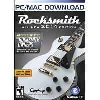 Mac Game Store Deal: PC Digital Download: Rocksmith 2014 Edition $23.98 *Activates via Steam*