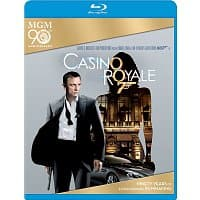 Best Buy Deal: James Bond Blu-rays: Casino Royale, GoldenEye, From Russia With Love & More