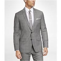 Express Deal: Express Men's Photographer Suit Jacket $48 or Plaid Suit Vest