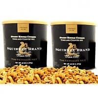 Sam's Club Deal: 2-pack 42oz Squirrel Brand Sweet Kettle Cooked Town & Country Mix Nuts